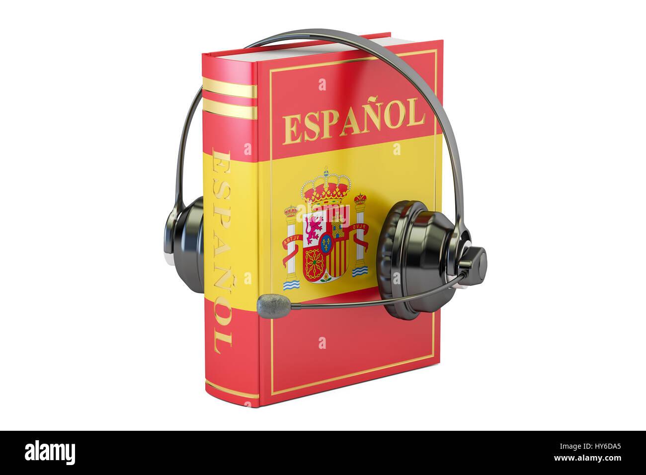 Workbooks spanish language workbooks : Spanish language textbook with headset, learning and translate ...