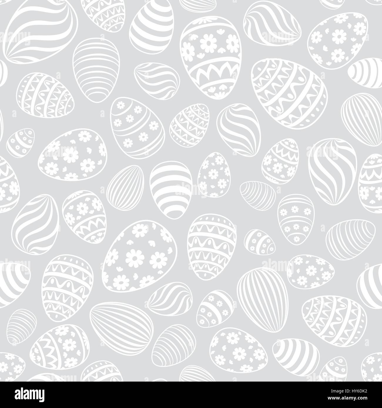 Easter egg seamless pattern spring holiday background for easter egg seamless pattern spring holiday background for printing on fabric paper for scrapbooking gift wrap and wallpapers negle Images