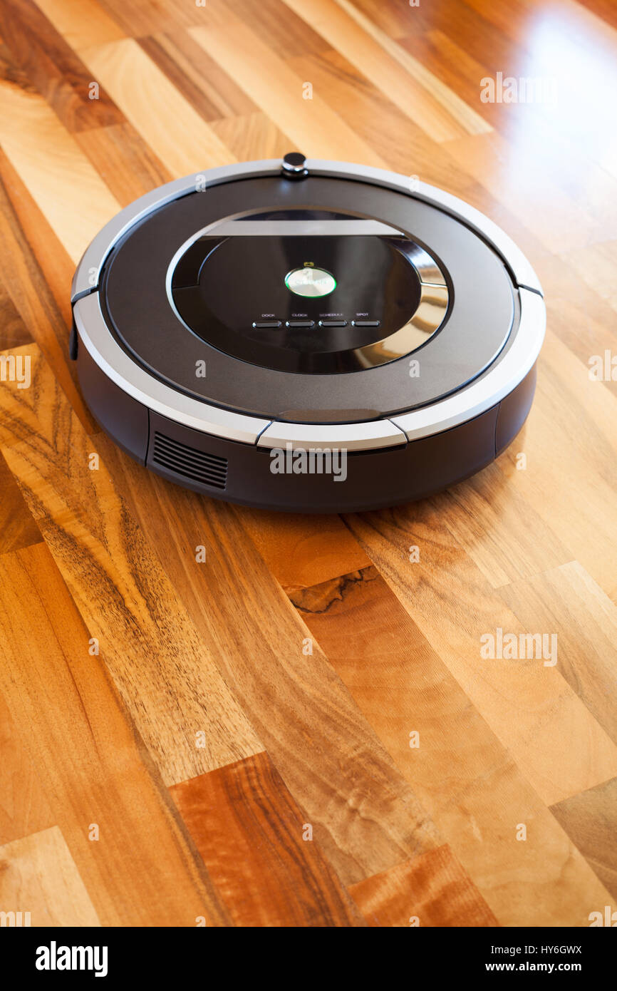 hoover robot vacuum instructions