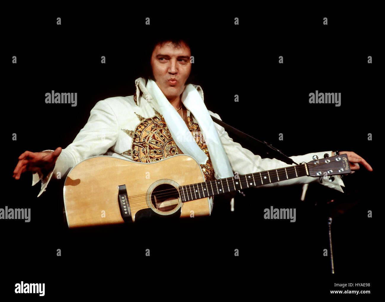 Elvis Concert Tour