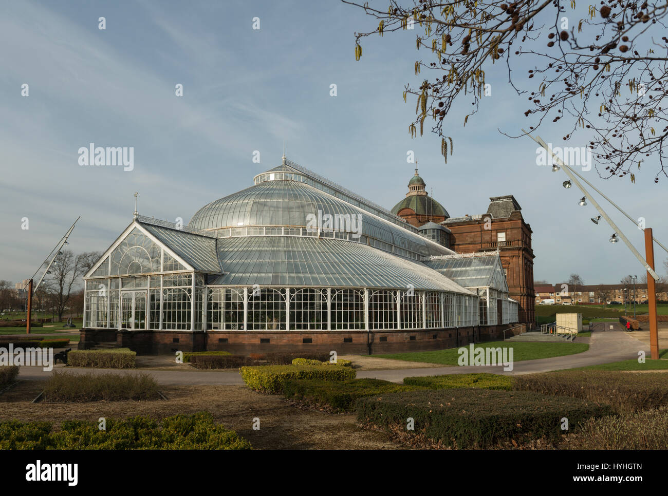 Awesome Glasgow Winter Gardens Gallery Exterior Ideas 3d