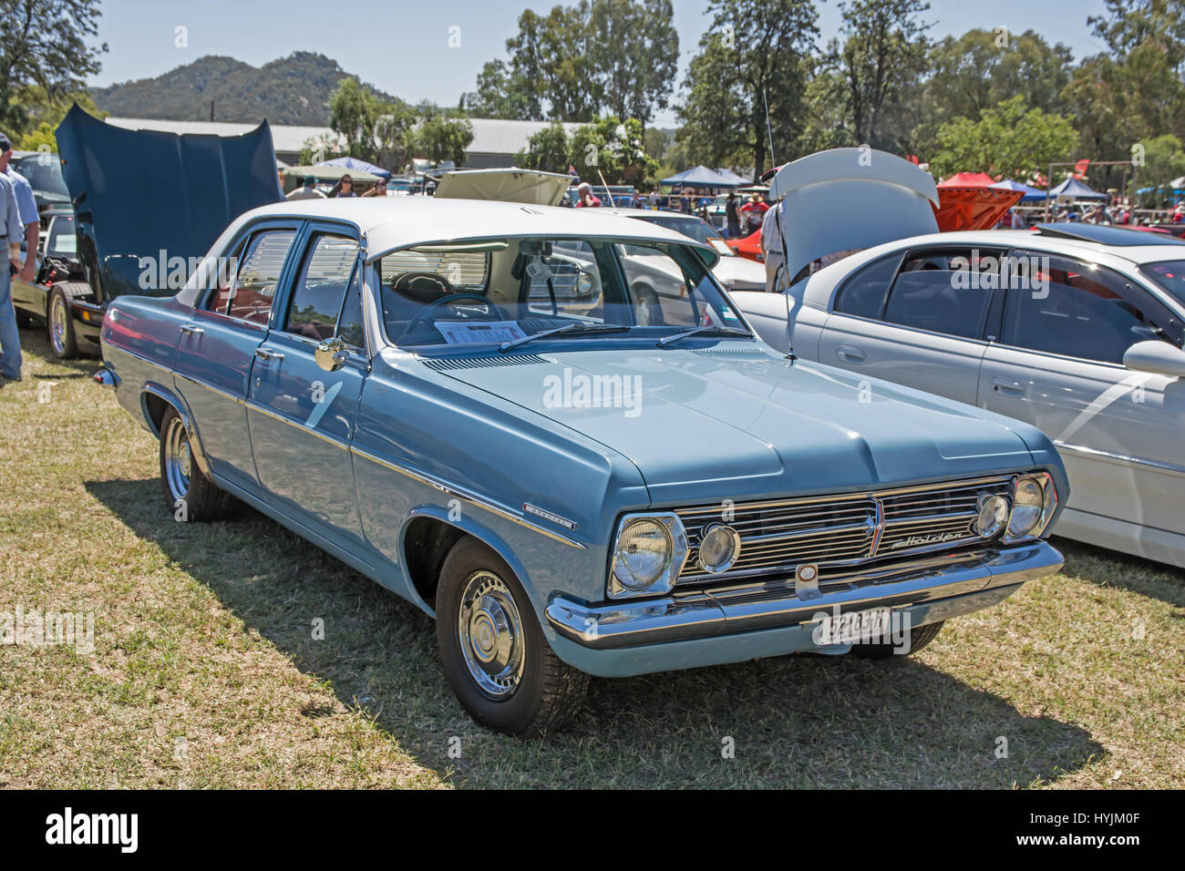 Holden Hr Special Sedan Stock Photo Royalty Free Image