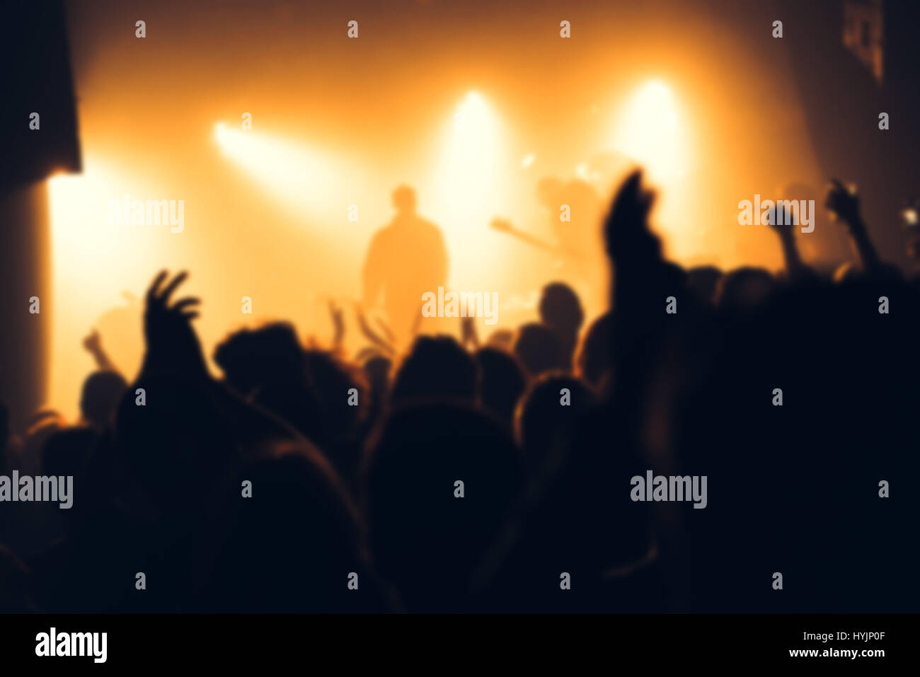 Pics photos rock concert background - Blur Defocused Concert Crowd As Abstract Background People At Popular Rock Music Live Performance