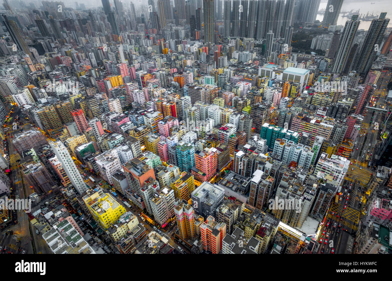 HONG KONG CHINA AERIAL Shots Taken By A Drone From One Thousand - Incredible drone footage captures hong kong
