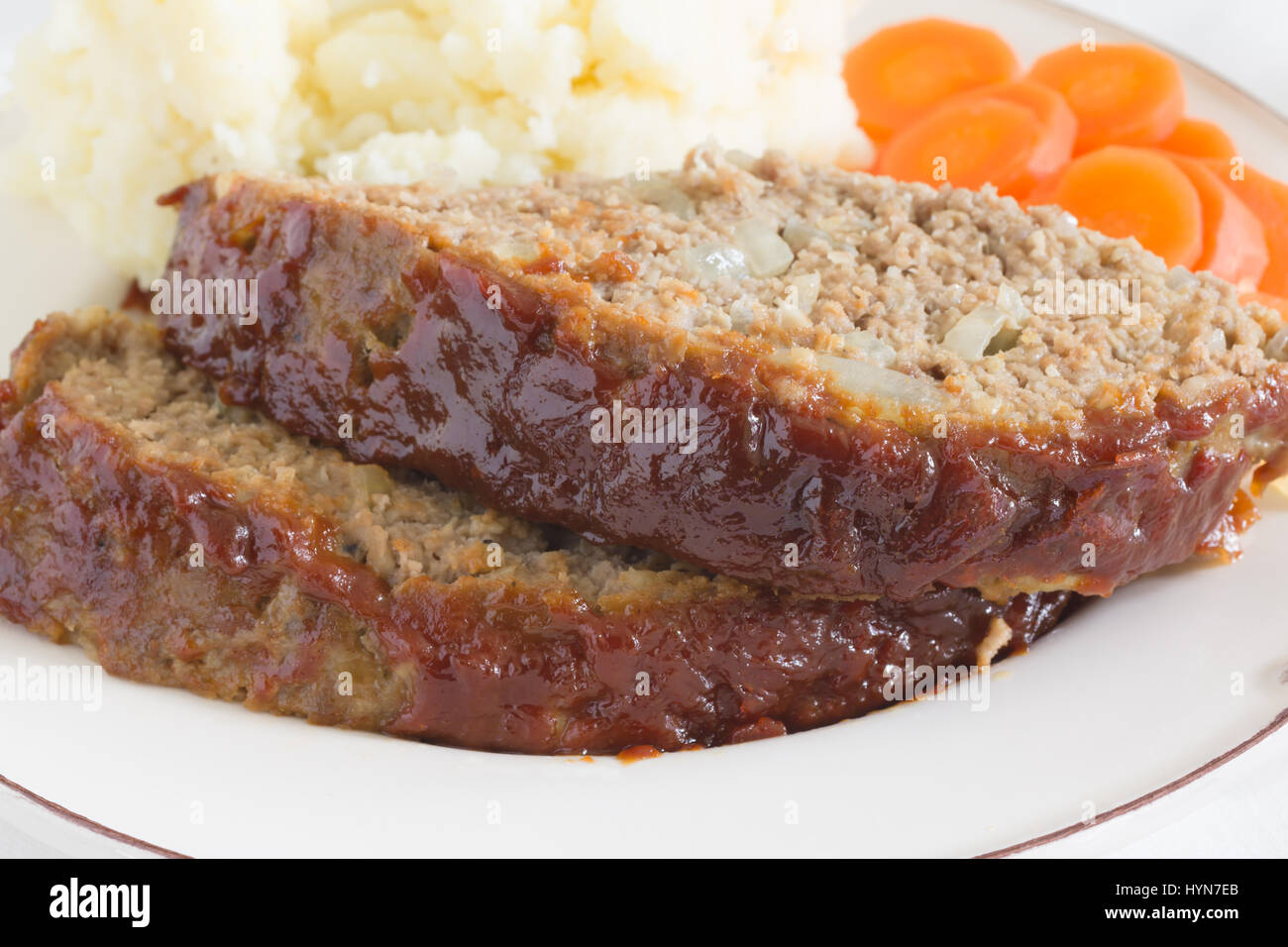 meatloaf glaze ketchup brown sugar mustard