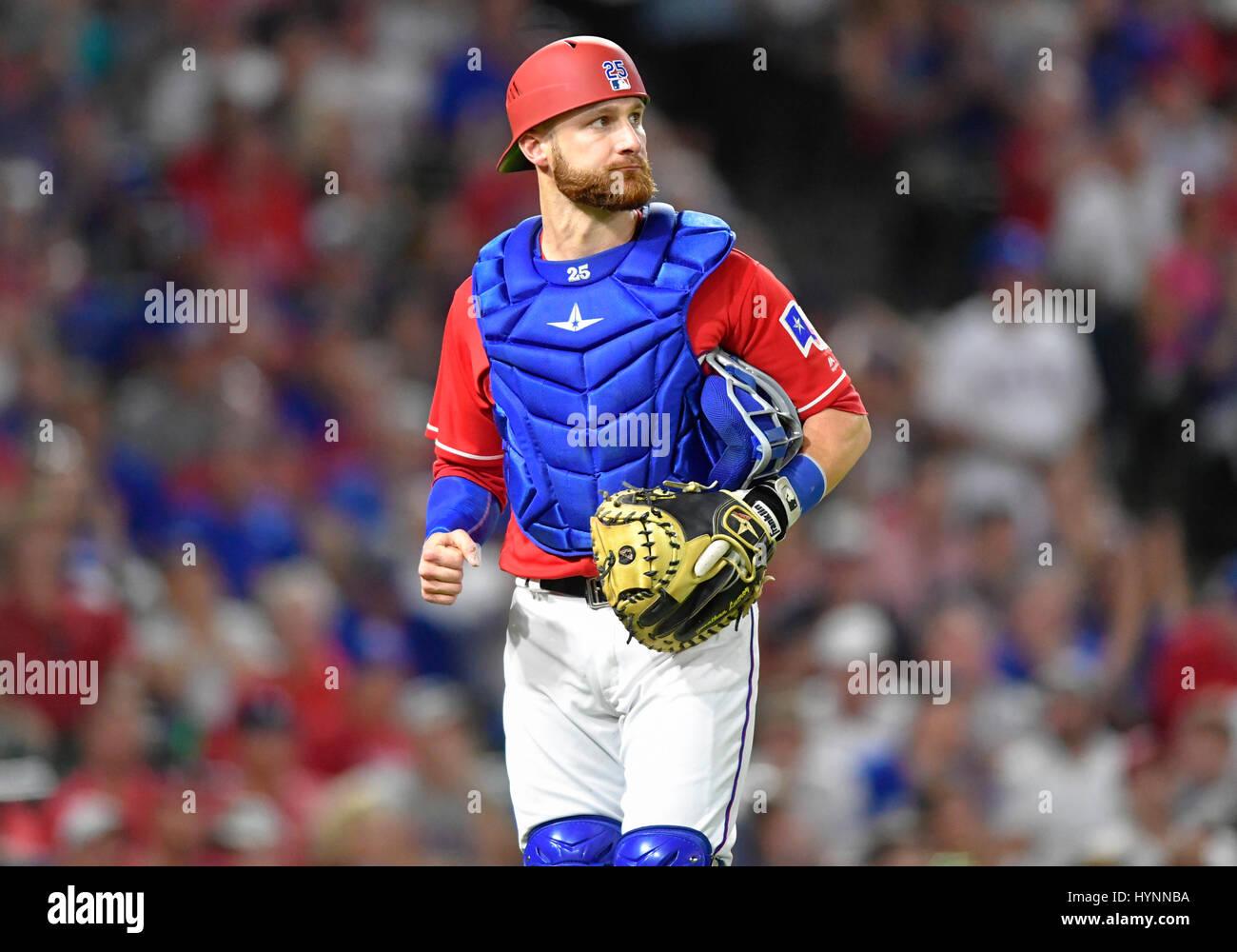 Jonathan Lucroy Rangers 2017