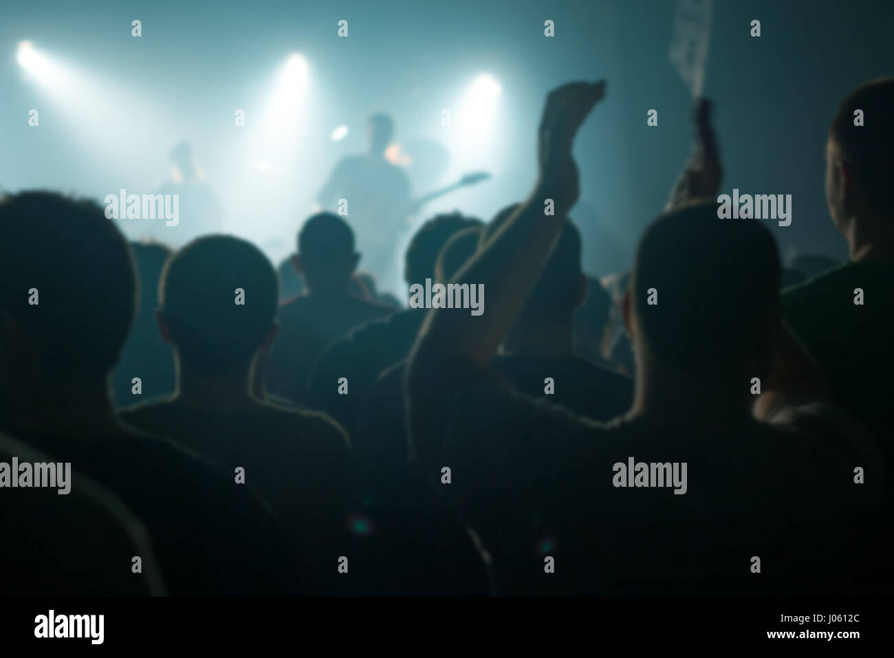Live Concert Background