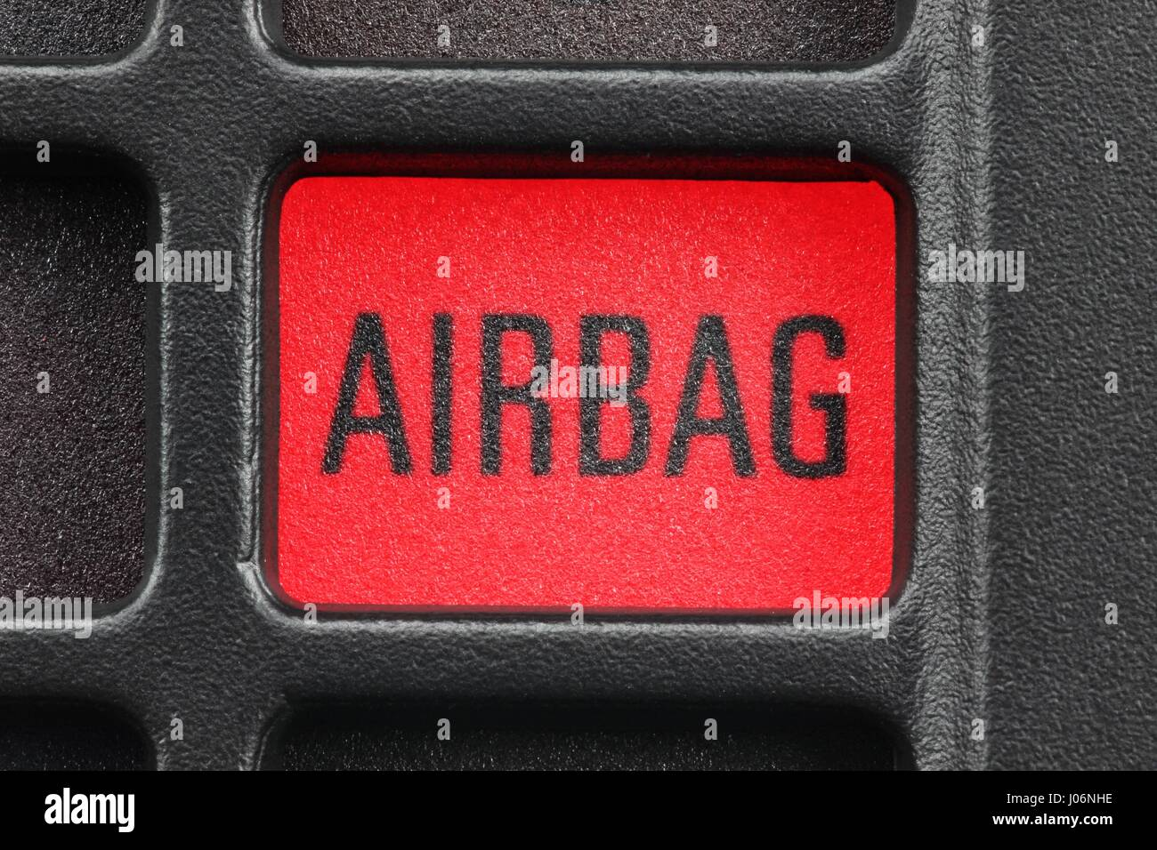 Airbag Warning Light In Car Dashboard Stock Photo Royalty Free - Car image sign of dashboarddashboard warning lights stock images royaltyfree images