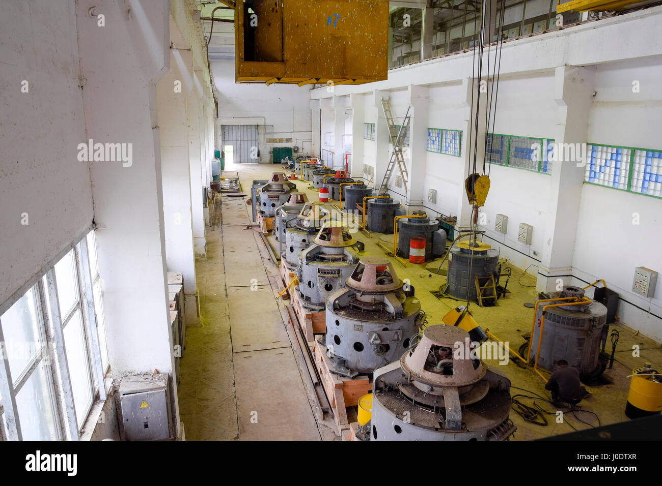 Engines of water pumps at a water pumping station pumping engines of water pumps at a water pumping station pumping irrigation system of rice fields sciox Image collections