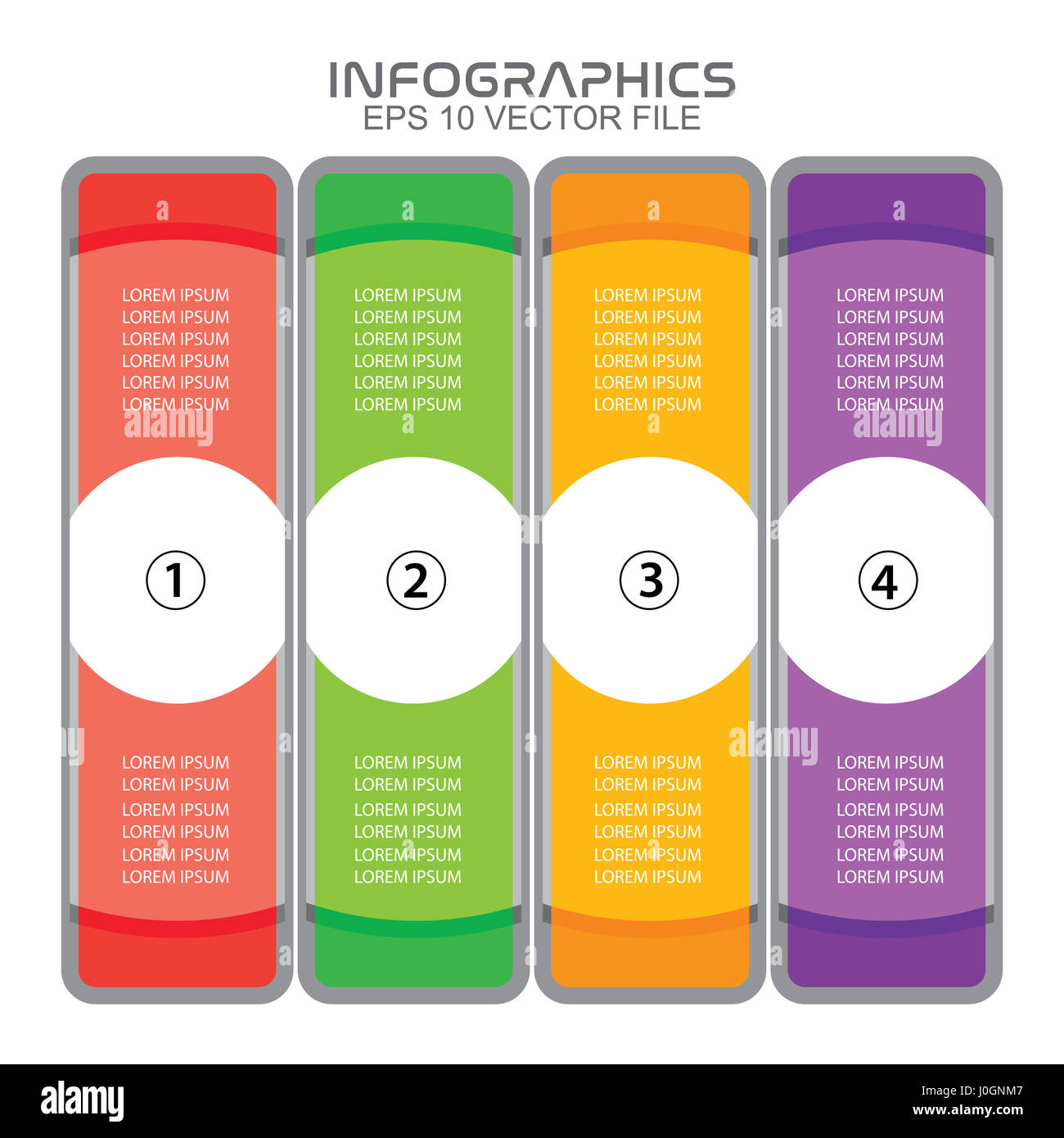 Template vector infographic business step banner layout template vector infographic business step banner layout presentation diagram abstract symbol data 4 chart information background illus biocorpaavc