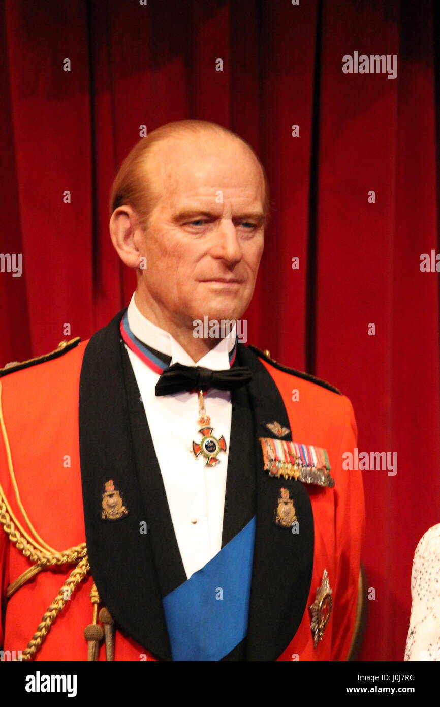 Prince Philip, London, UK,- 20 March 2017: Prince Philip ...