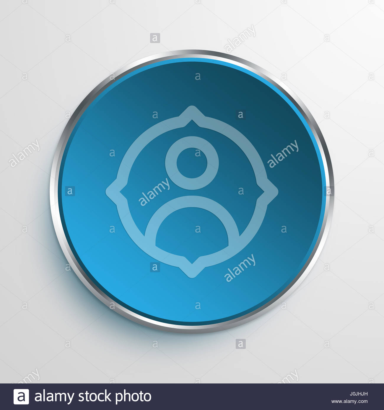 Blue sign business target symbol icon business concept no5264 blue sign business target symbol icon business concept no5264 buycottarizona Image collections