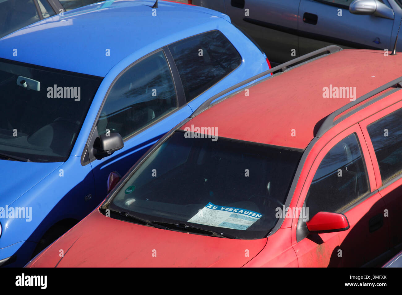 old used cars Stock Photo, Royalty Free Image: 138134491 - Alamy