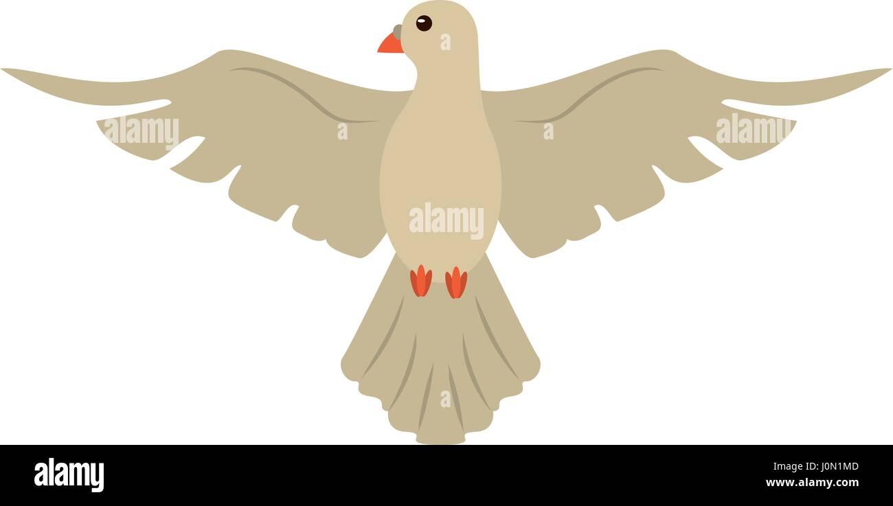 Holy spirit dove symbol catholic stock vector art illustration holy spirit dove symbol catholic biocorpaavc