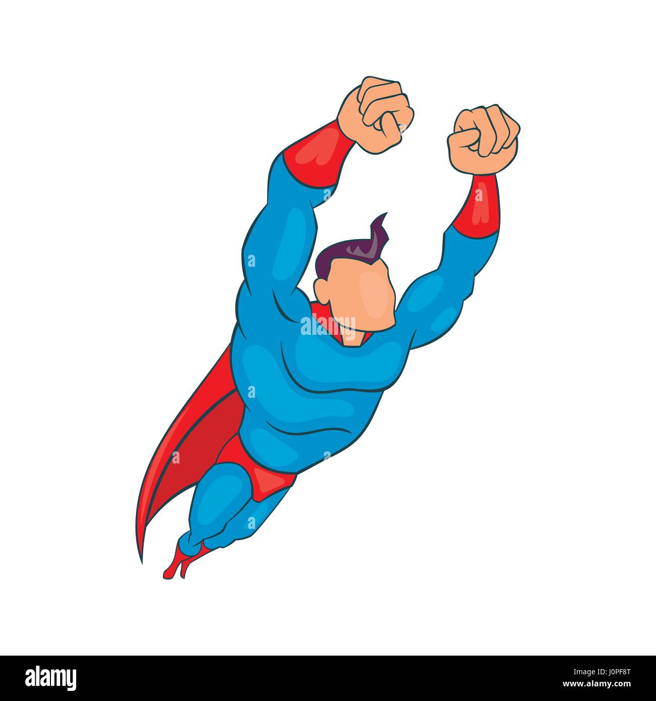 cartoon superhero flying wwwpixsharkcom images