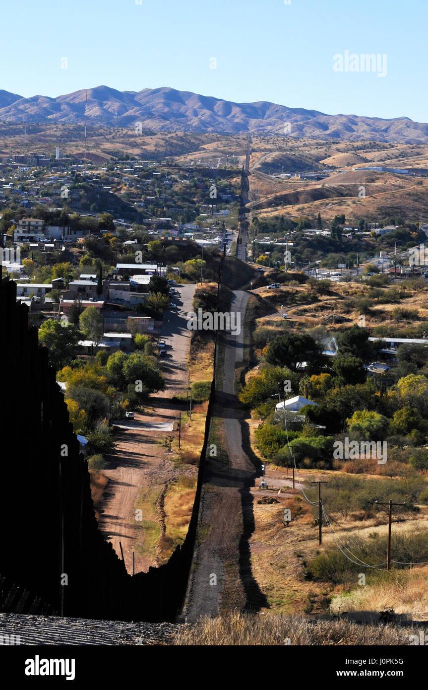 Nogales Wall