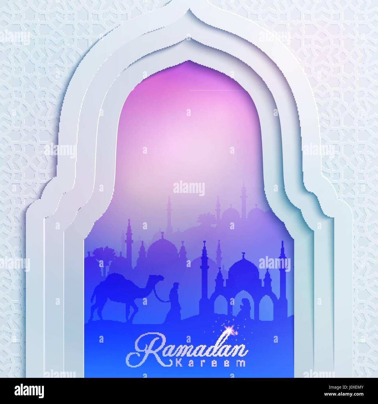Mosque background for ramadan kareem stock photography image - Islamic Design Background Mosque Door Ramadan Kareem