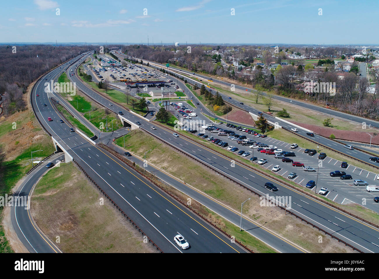 Cur Traffic On Garden State Parkway North Garden Ftempo