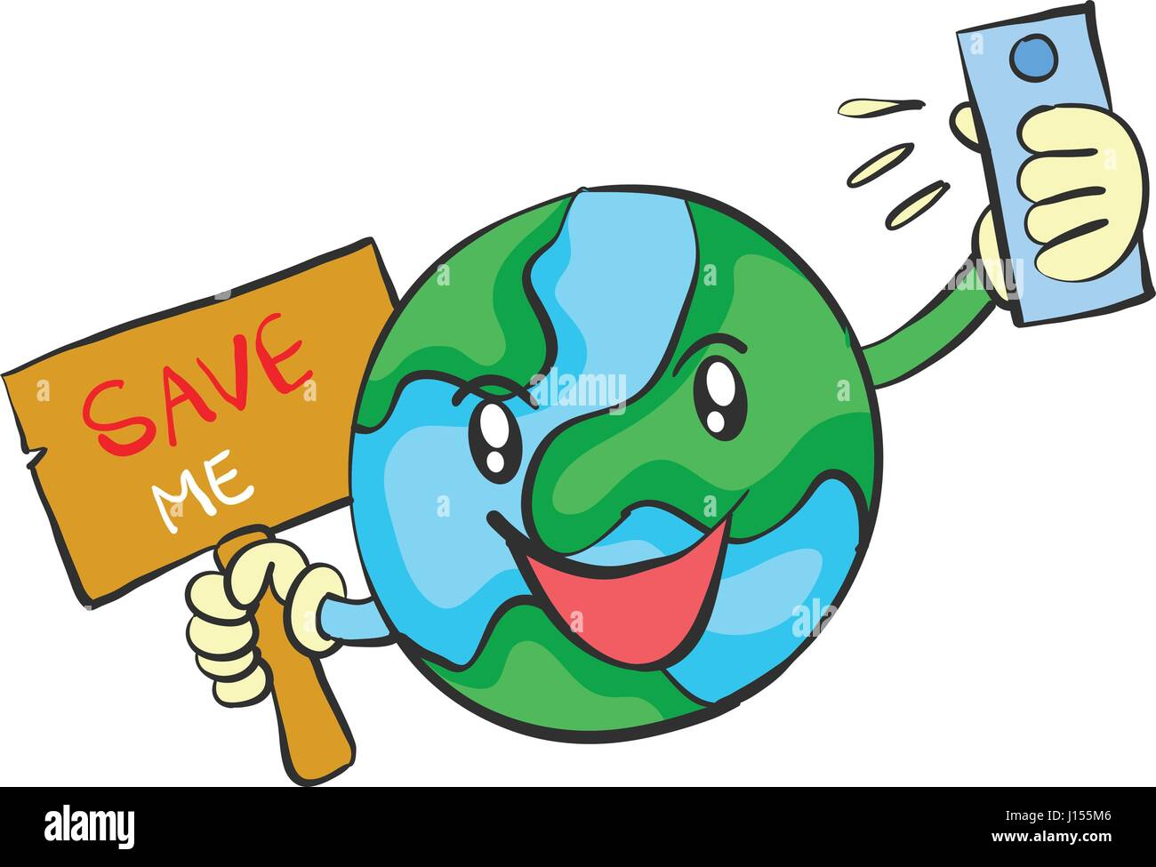 Paragraph on Save Earth
