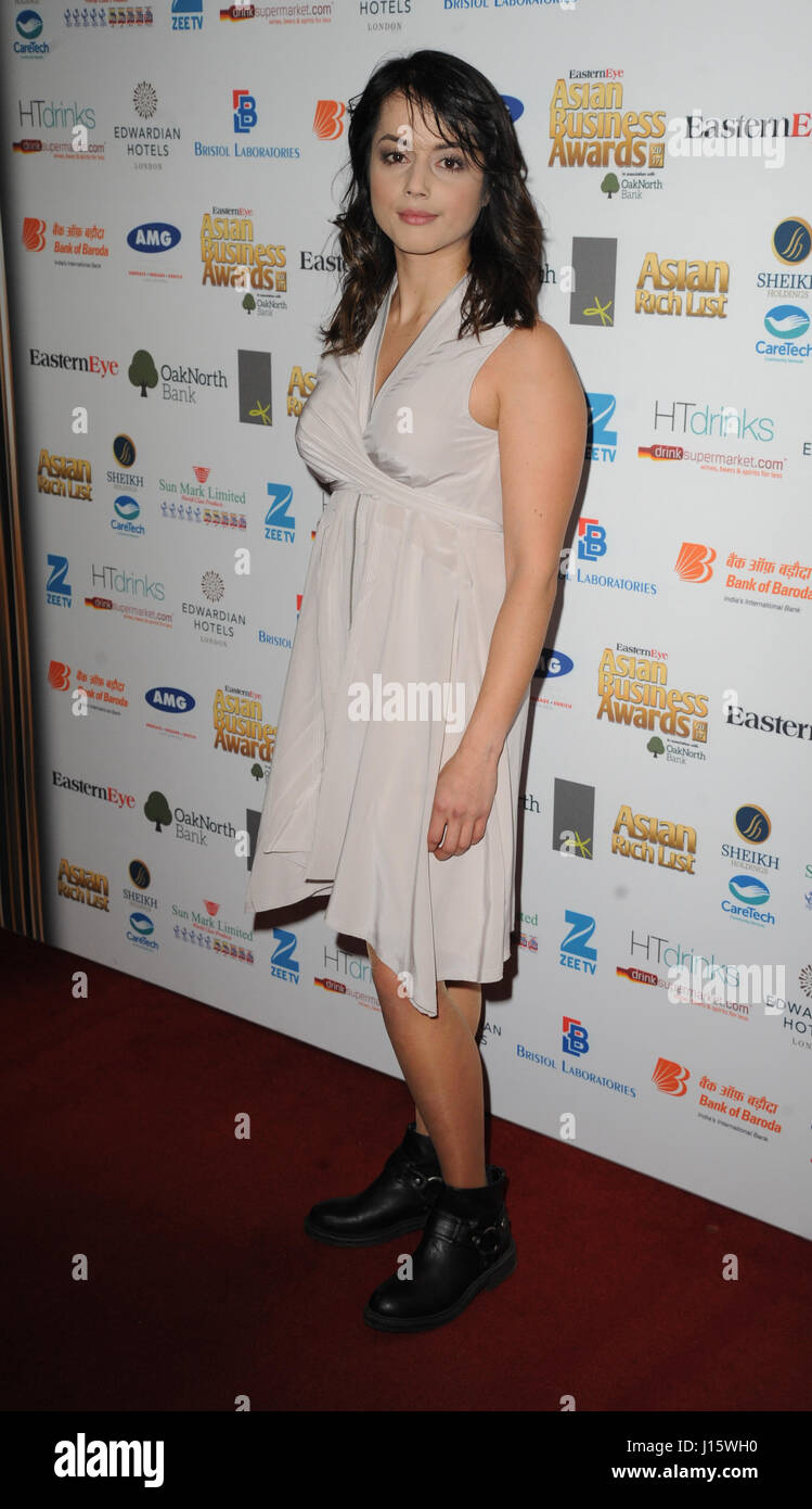 asian business awards 2017 at park plaza hotel - arrivals