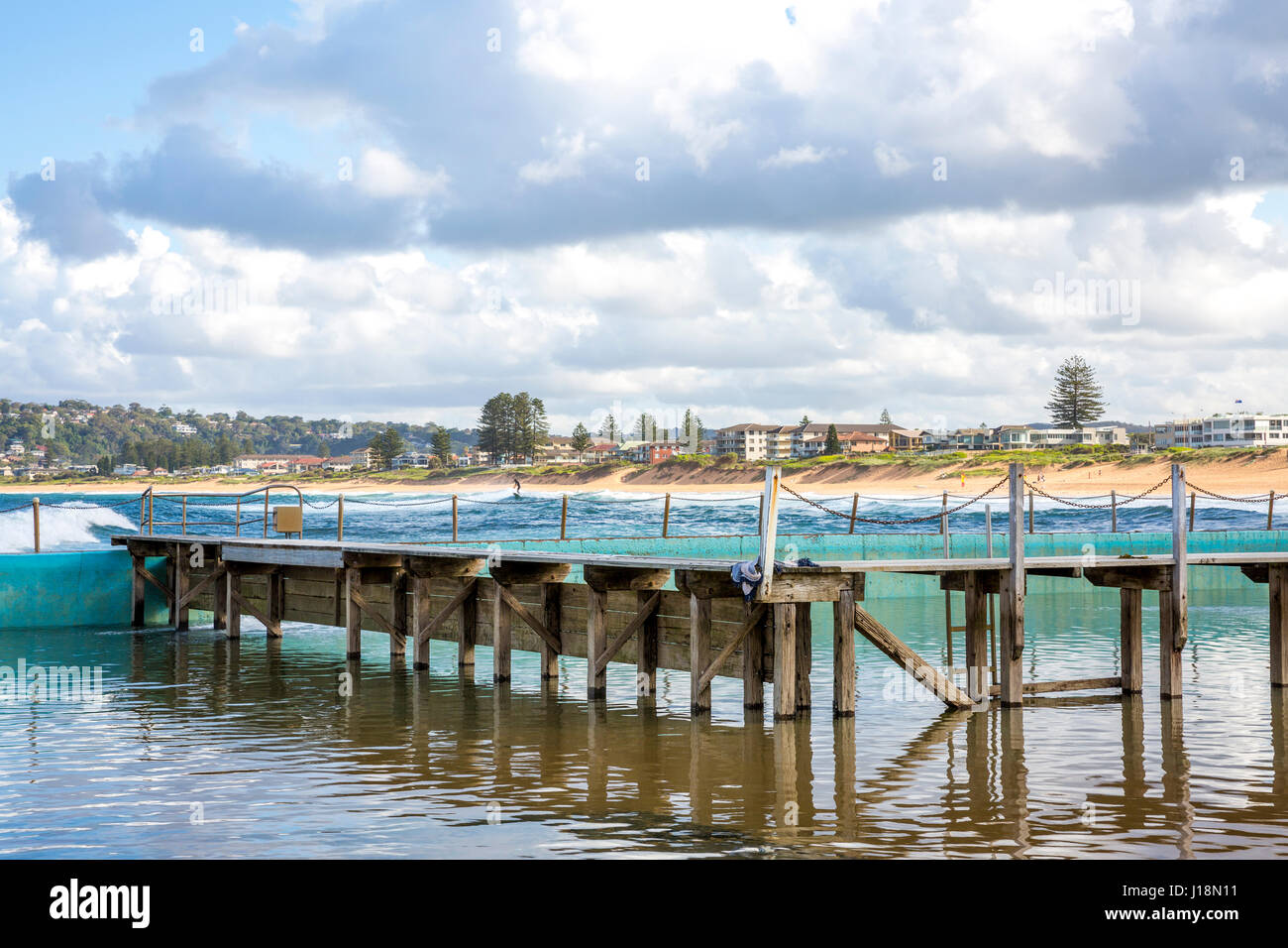 Low tide in north narrabeen beach rock pool sydneyaustralia low tide in north narrabeen beach rock pool sydneyaustralia nvjuhfo Gallery