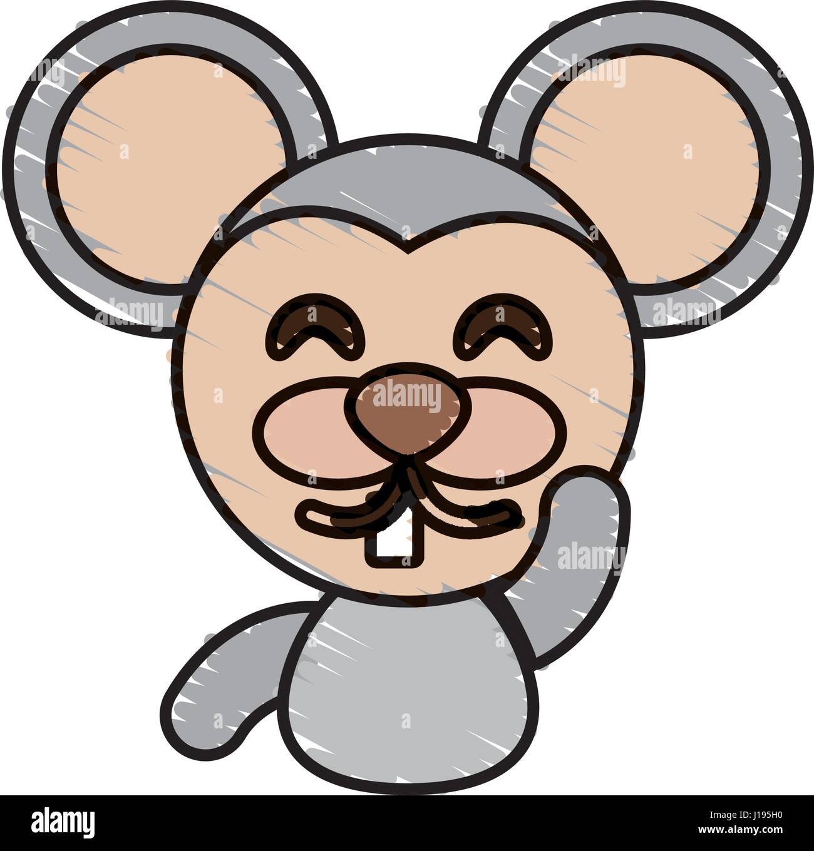 Uncategorized Draw Mouse draw mouse animal comic stock vector art illustration comic