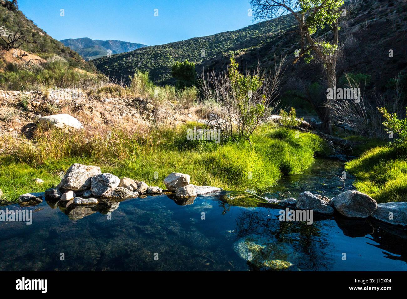 Spa In Ojai Hot Springs