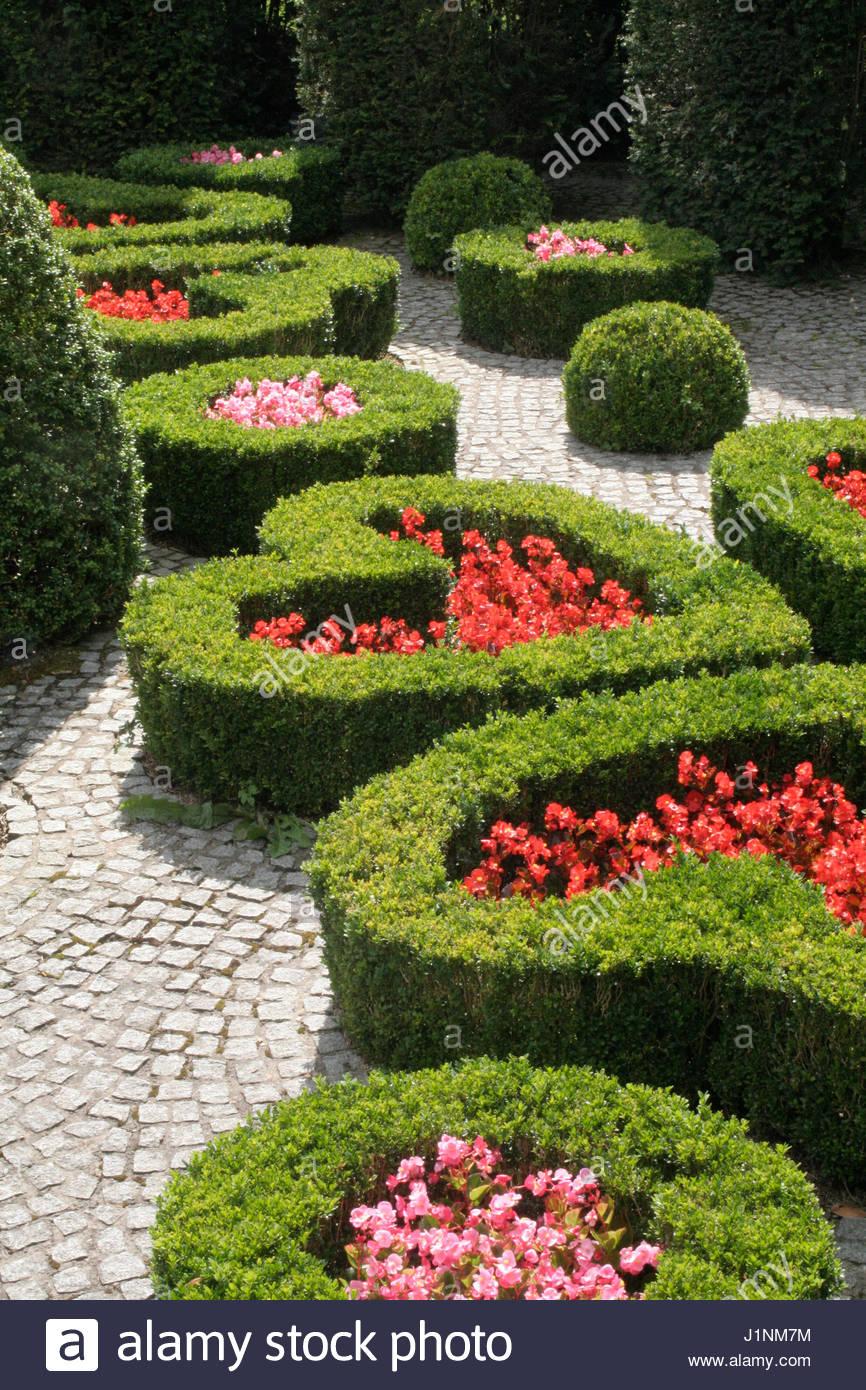 Jardin secret du coeur designed by rene pechere at musee for Buy secret jardin