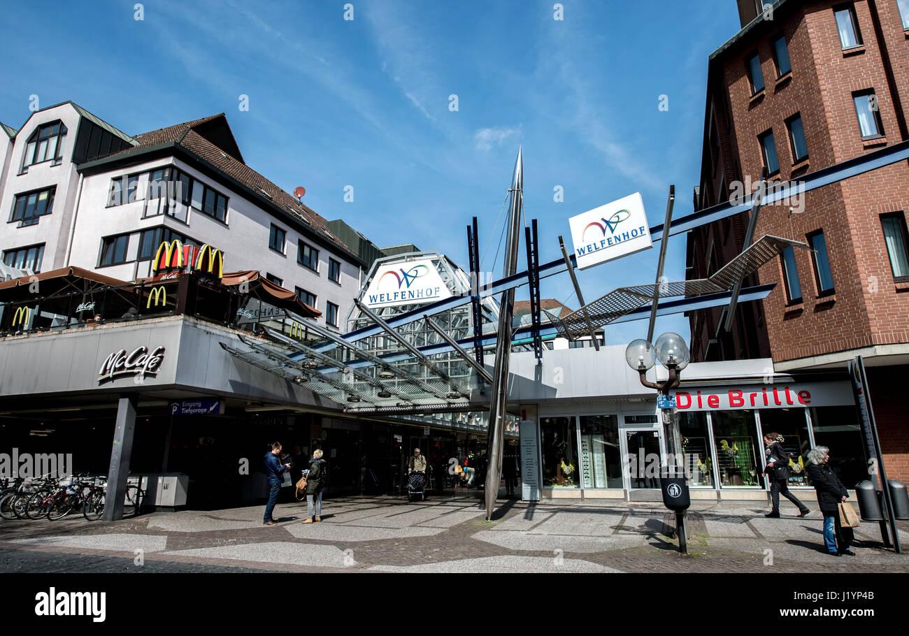 Braunschweig Shopping