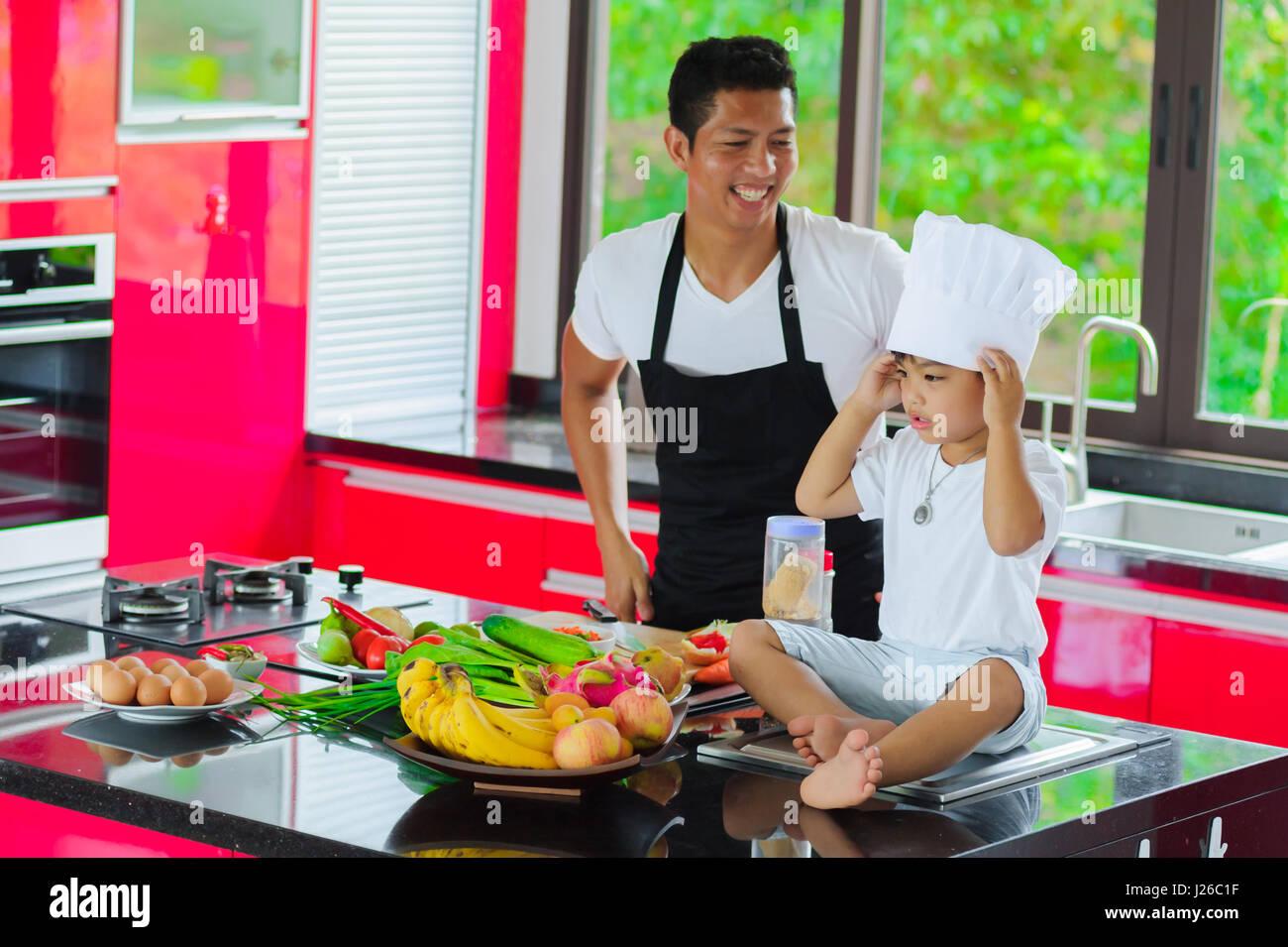 chefs hat making