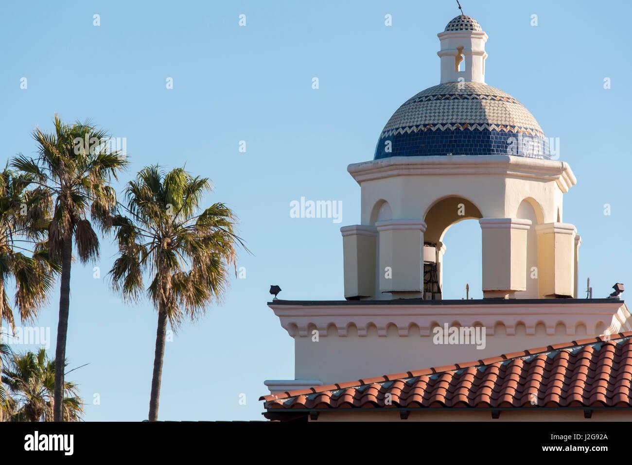 California mission style architecture - Usa California Oxnard Mandalay Beach Resort Hotel Mission Style Architecture