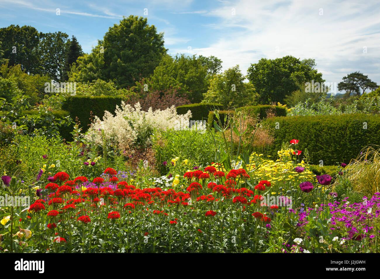 Orchard Garden, Great Dixter Gardens, Northiam, East Sussex, Great Britain