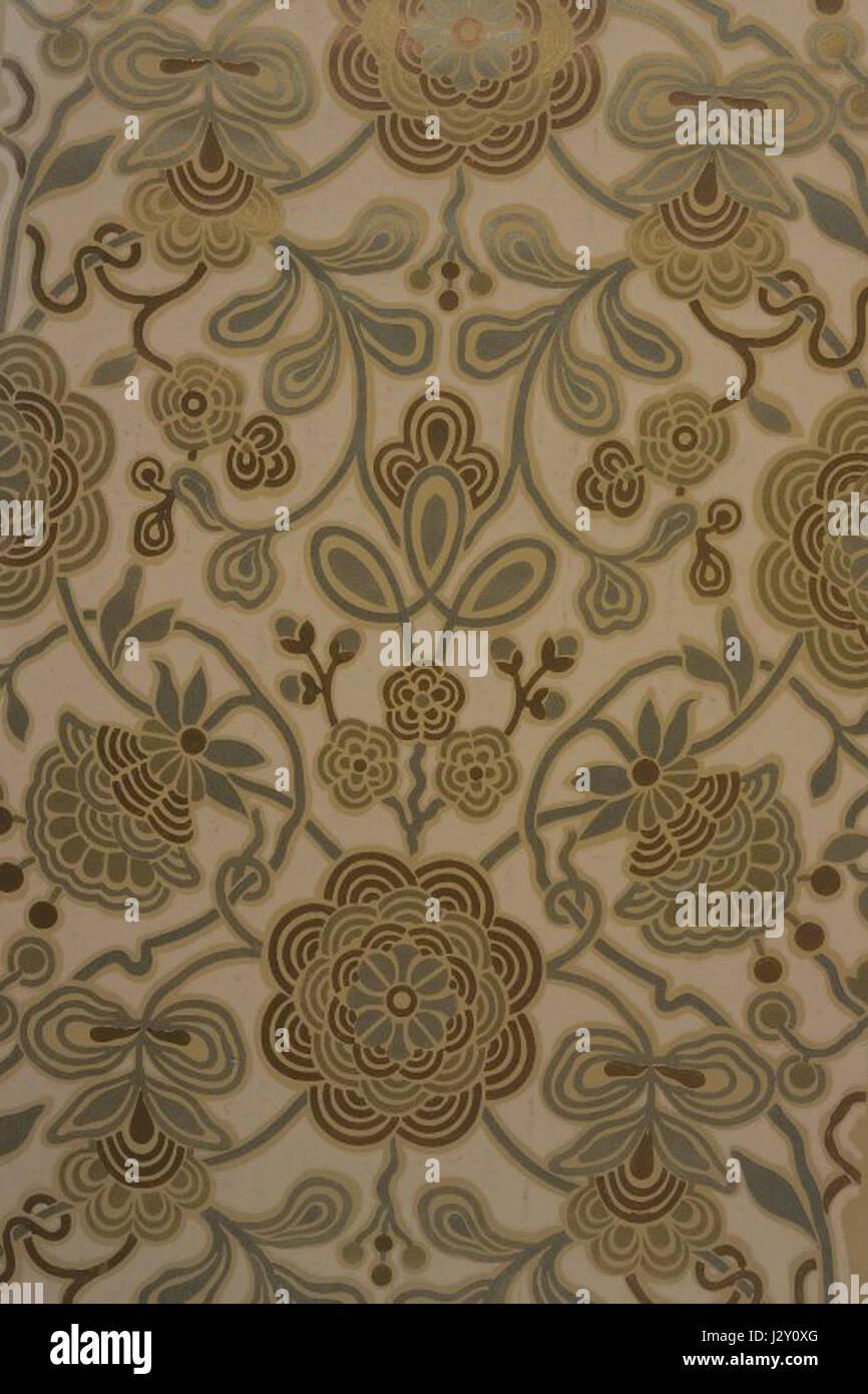 Brooklyn Museum - Wallpaper Sample - Robert Graves Company ...