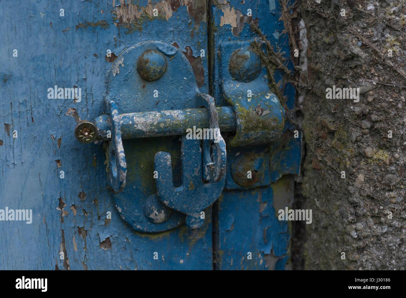 Bolted door lock - metaphor for both \u0027security\u0027 and \u0027secretive\u0027 & Bolted door lock - metaphor for both \u0027security\u0027 and \u0027secretive ...