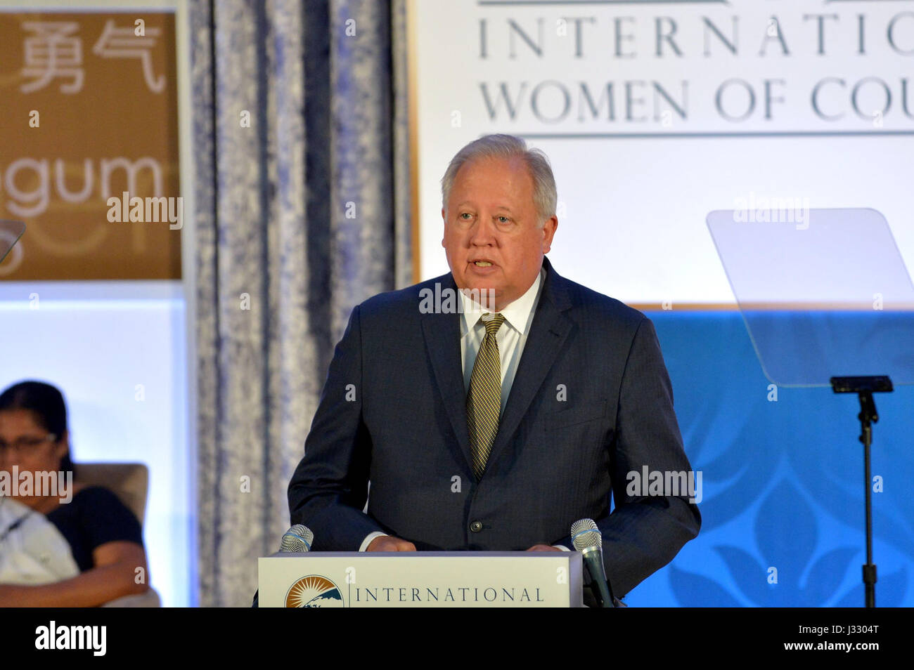 Under Secretary of State for Political Affairs Thomas A ...