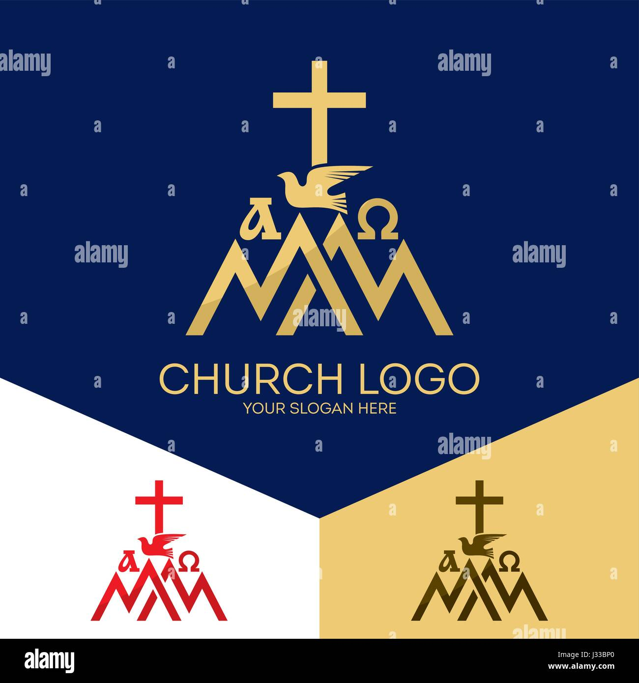 Church logo christian symbols mount zion the alpha and omega church logo christian symbols mount zion the alpha and omega the cross of jesus christ buycottarizona
