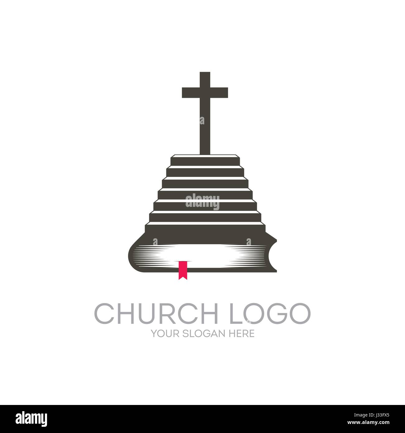 Church logo christian symbols bible scripture is a staircase christian symbols bible scripture is a staircase leading to the knowledge of the lord and savior jesus christ buycottarizona Images