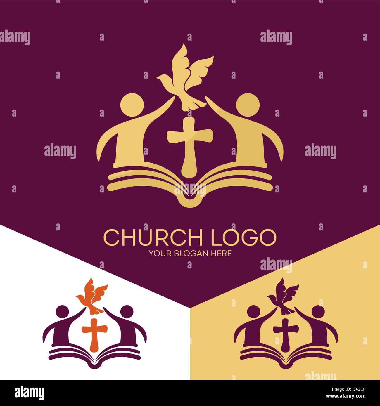 Church logo christian symbols church of god faithful to the christian symbols church of god faithful to the lord jesus christ bible the foundation of faith biocorpaavc Gallery