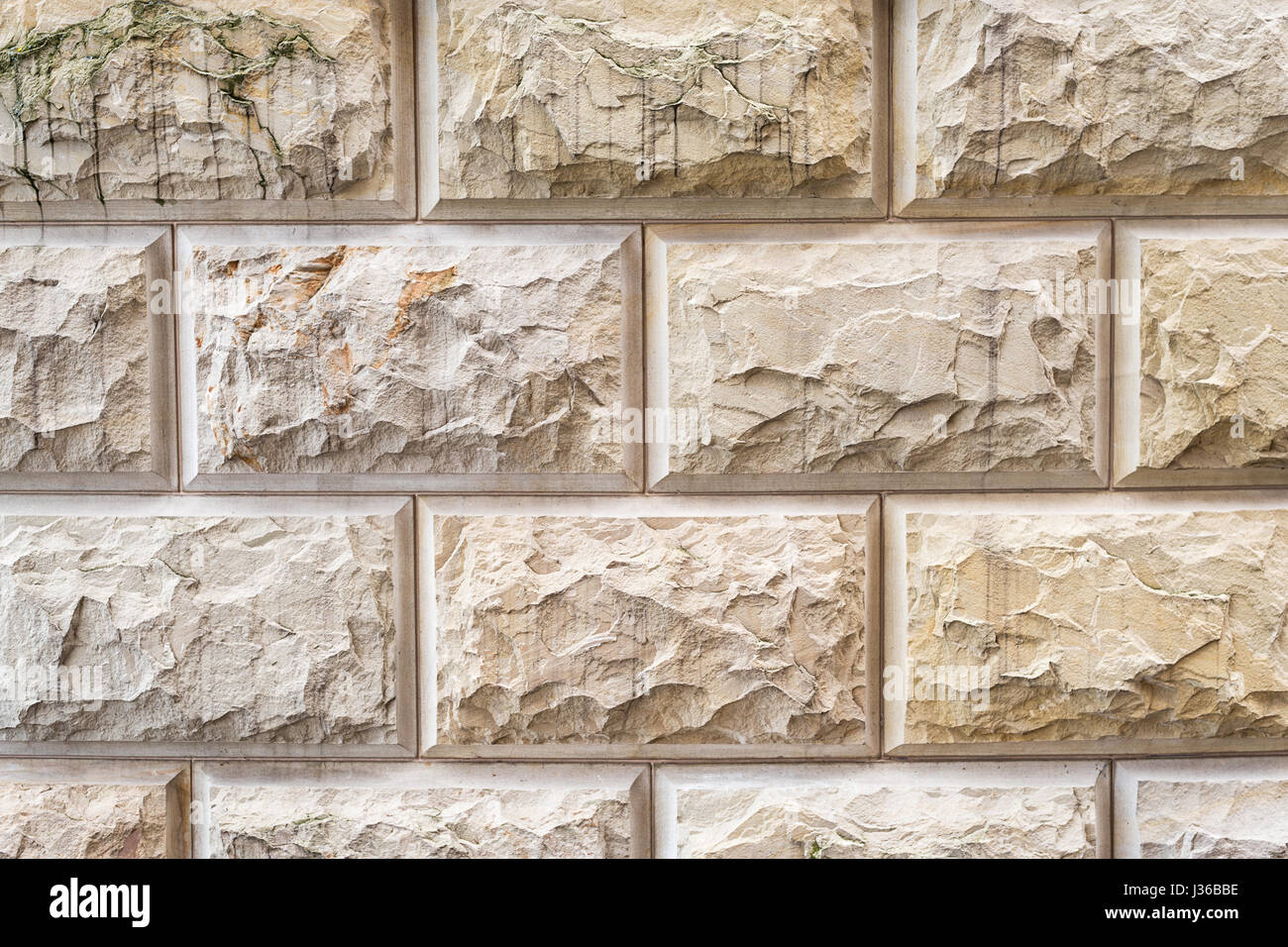 Natural Stone Texture : Stone background sand wall pattern texture yellow