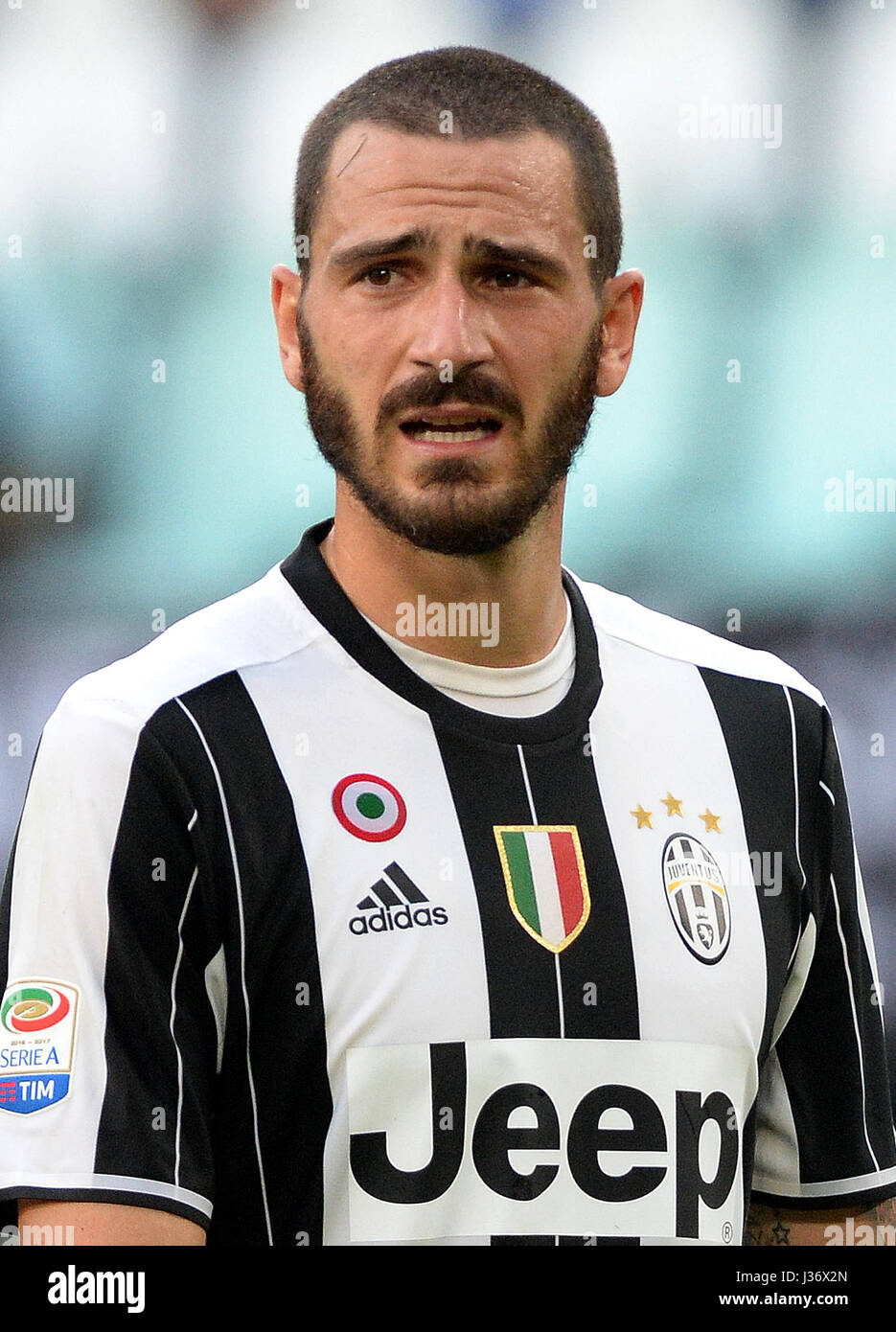 Italian League Serie A 2016 2017 Juventus FC Leonardo