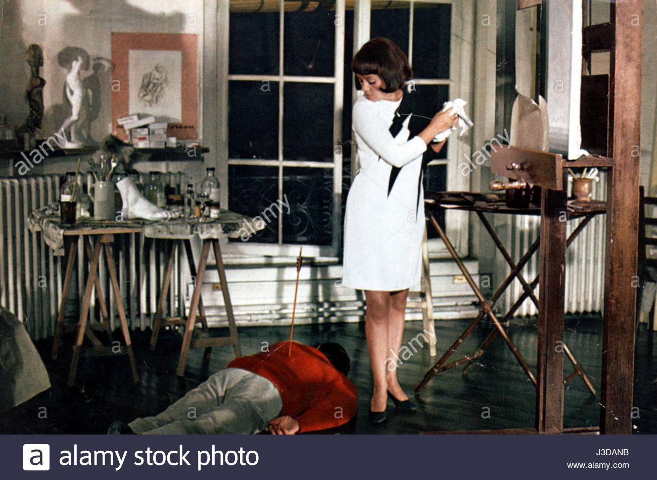 La Mariee Etait En Noir The Bride Wore Black Year: 1968 France / Italy  Jeanne