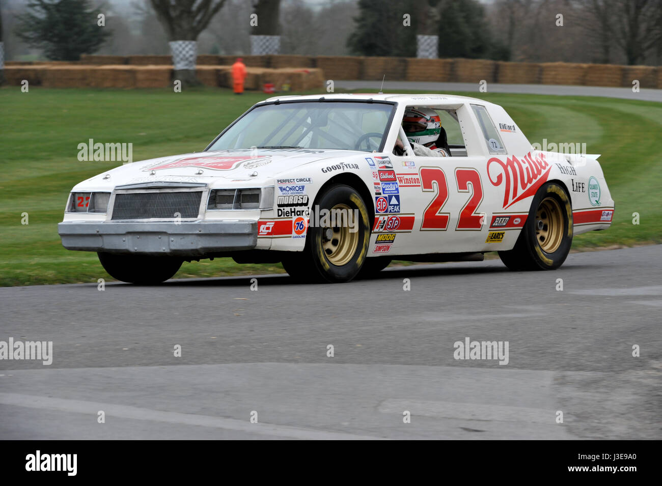 Bobby Allisons Nascar Buick Stock Photo Royalty Free - Buick stock
