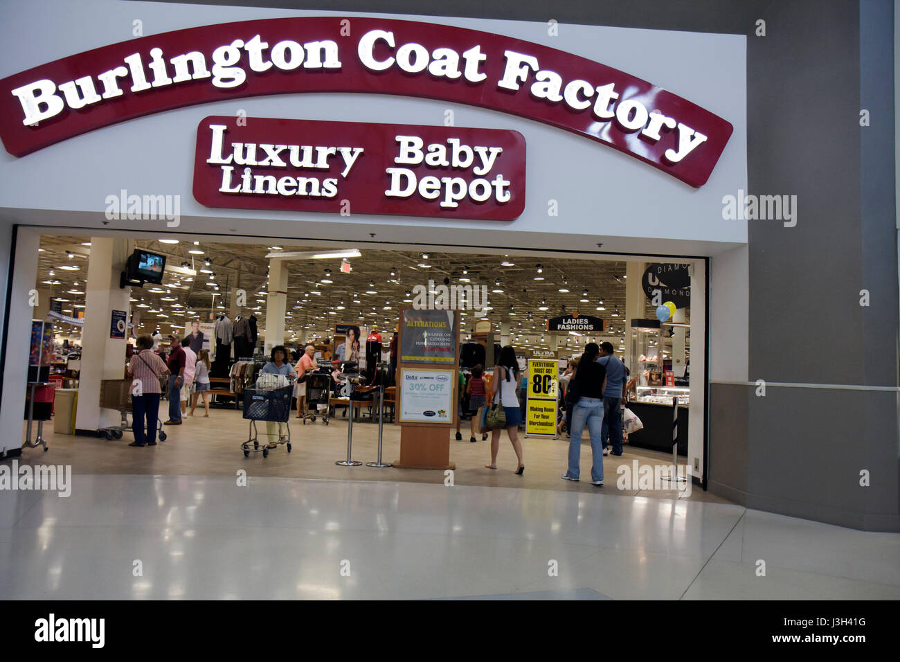 We are conveniently located next to Carolina Premium Outlet Center in Smithfield, NC off I exit The Burlington, NC location is conveniently located off exit next to Burlington Coat Factory and Northern Tool directly facing I40/ We make your shopping experience easy with .