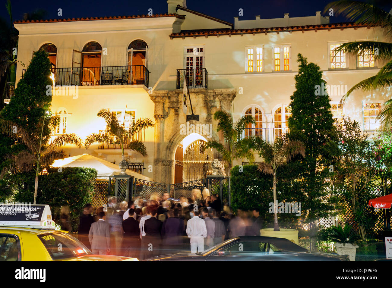 The Villa Casa Casuarina Miami Beach Fl