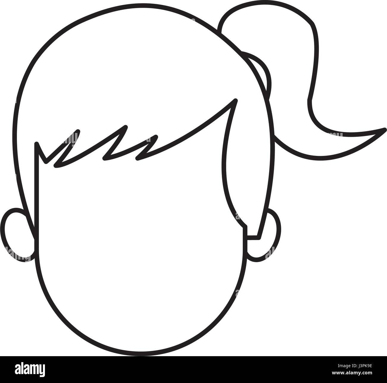 Person Outline Head
