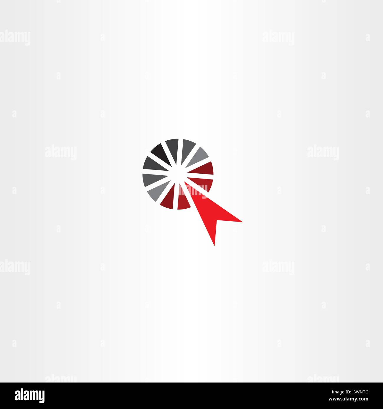 Point arrow icon click symbol vector target stock vector art point arrow icon click symbol vector target buycottarizona Image collections