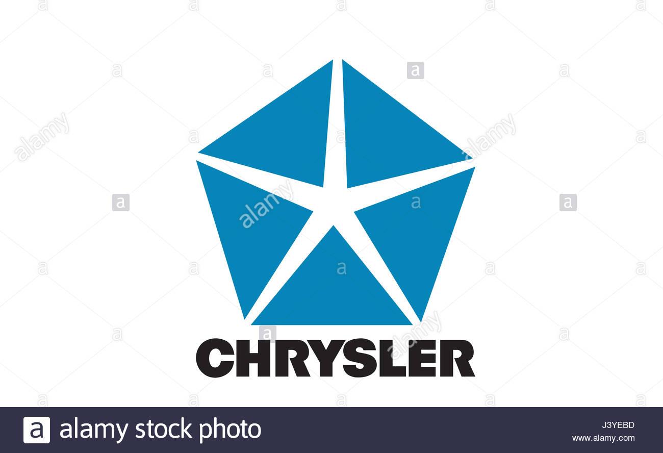 Chrysler sign usa logo cars stock photo 140130913 alamy chrysler sign usa logo cars biocorpaavc Choice Image