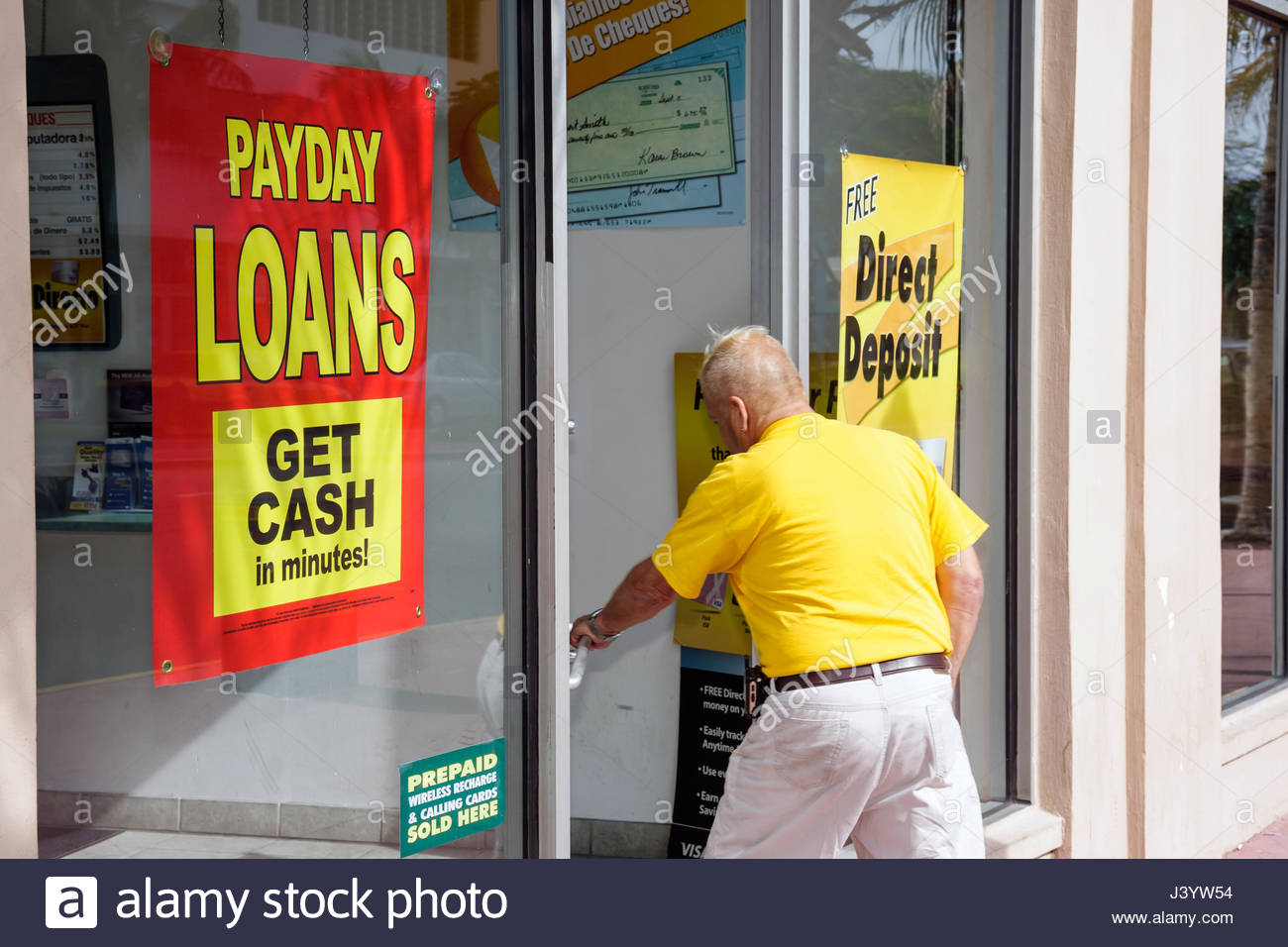 Payday Loans in Miami, Florida: Subprime Report