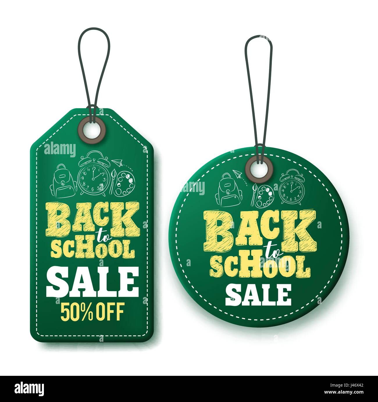 sale tags template