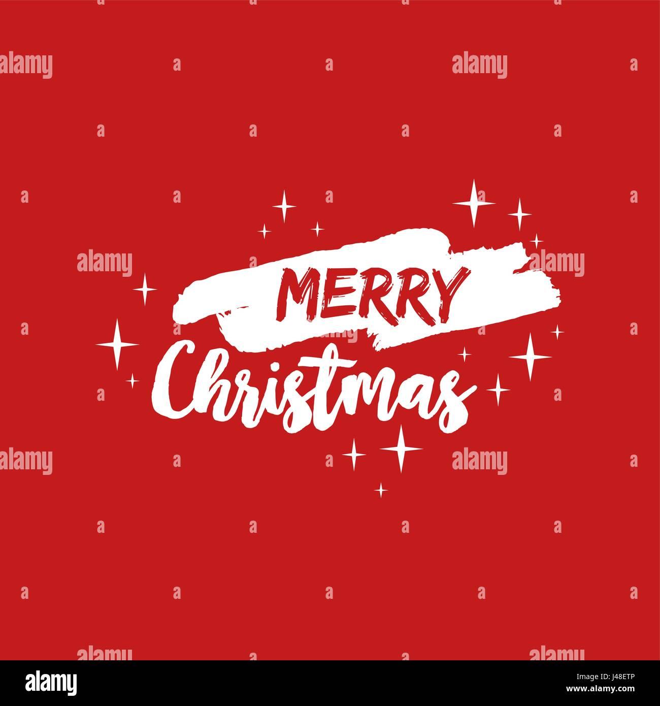 Etp Stock Quote Merry Christmas Calligraphic Quote Design Handwritten Brush Font